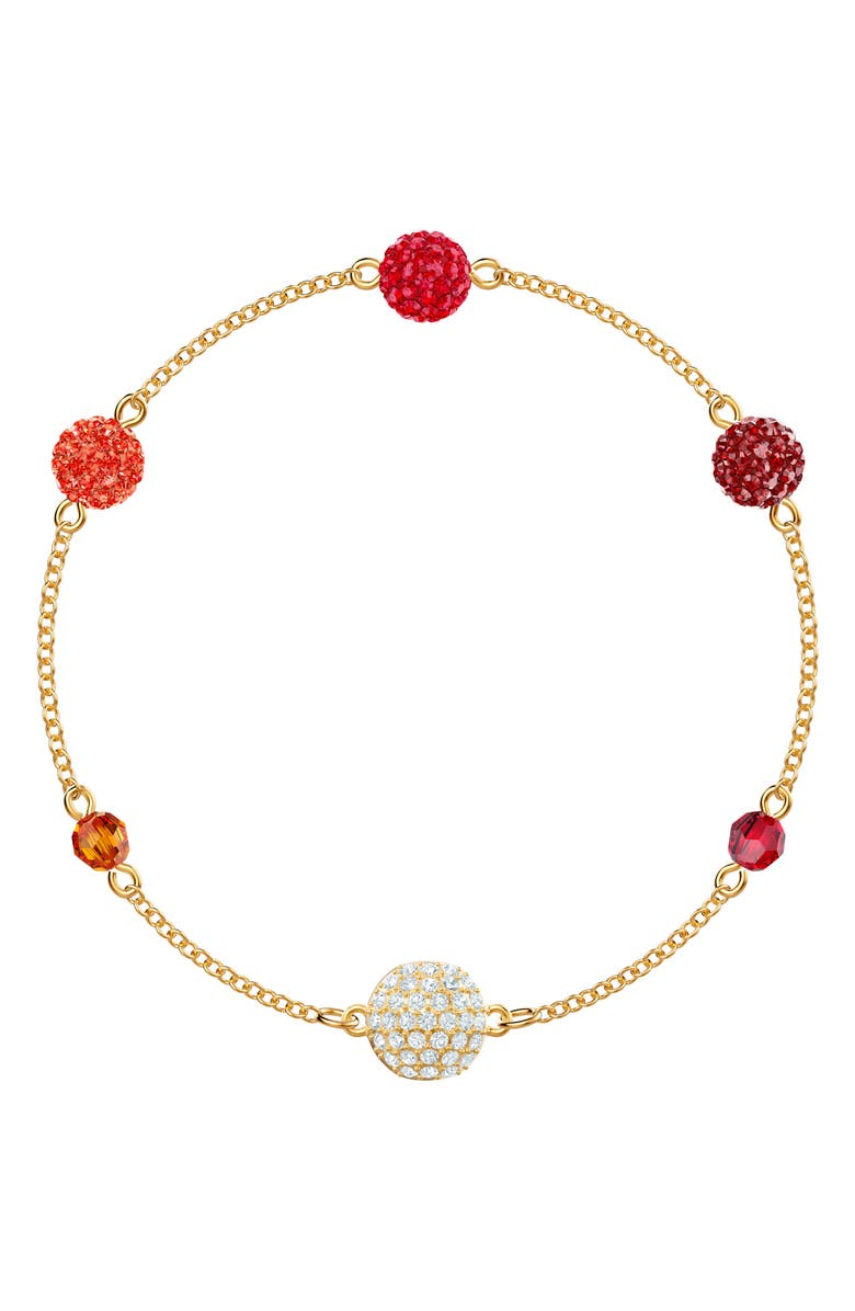 SWAROVSKI Remix Pop Strand Bracelet, Main, color, 710