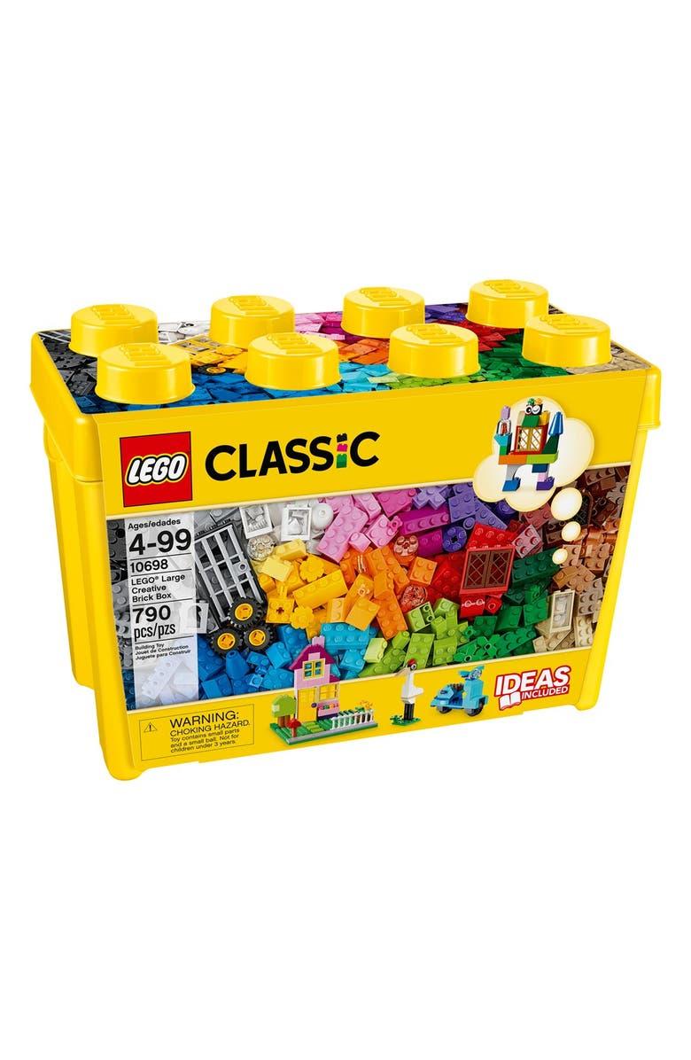 LEGO<SUP>®</SUP> Classic Large Creative Brick Box - 10698, Main, color, MULTI