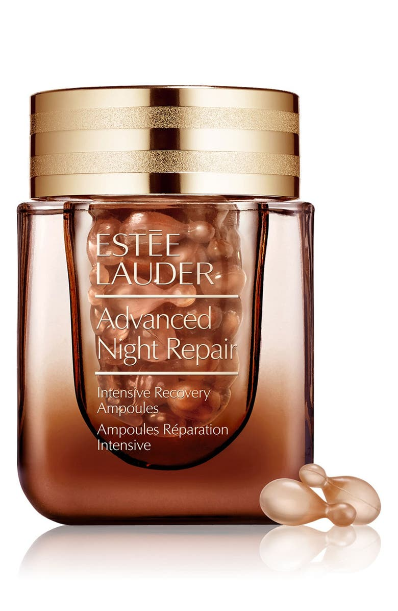 ESTÉE LAUDER Advanced Night Repair Intensive Recovery Ampoules, Main, color, 000