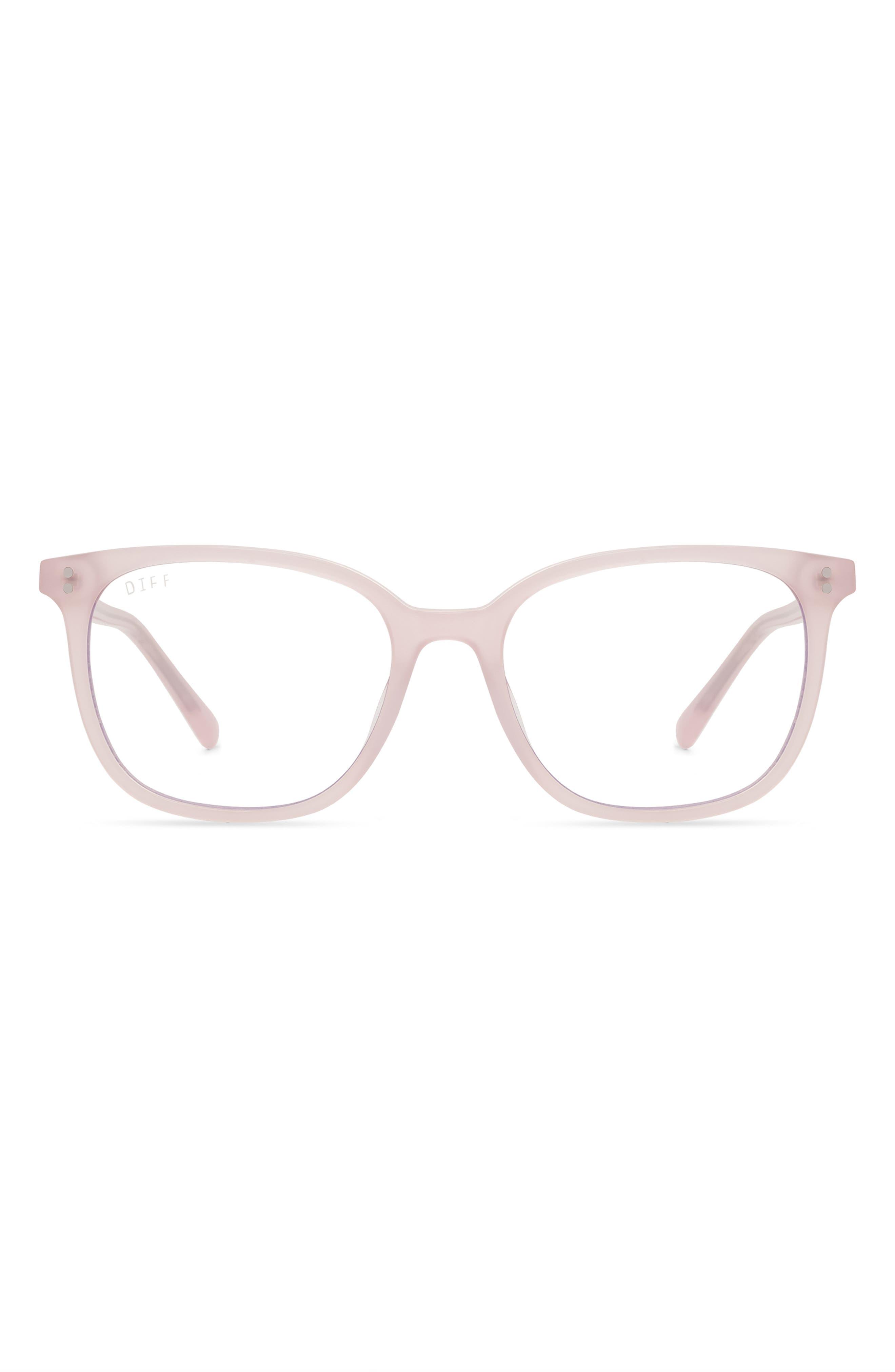 Clarke 55mm Square Optical Glasses