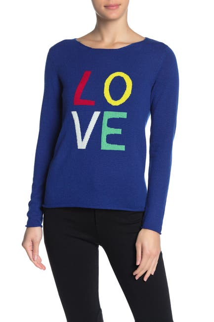 Image of Kier & J Love Cashmere Pullover Sweater