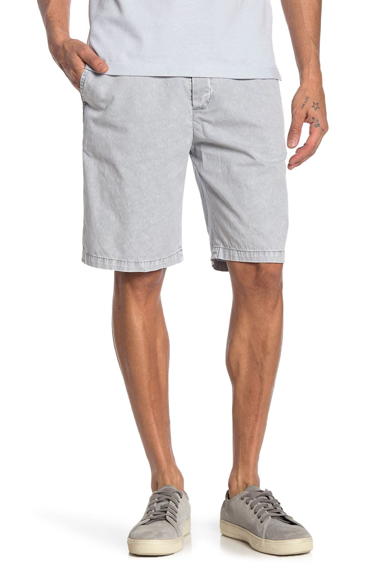 Image of ALLSAINTS Bowfell Twill Shorts