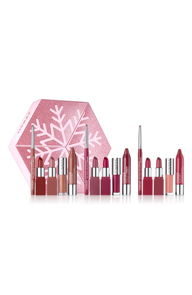 CLINIQUE Lip Looks to Give & Receive Set, Main, color, NO COLOR