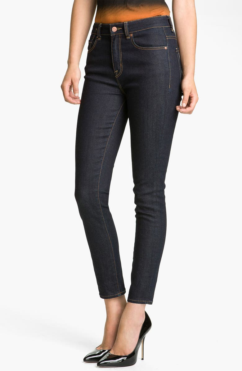 MARC BY MARC JACOBS 'Sofie' Crop Skinny Jeans, Main, color, 400