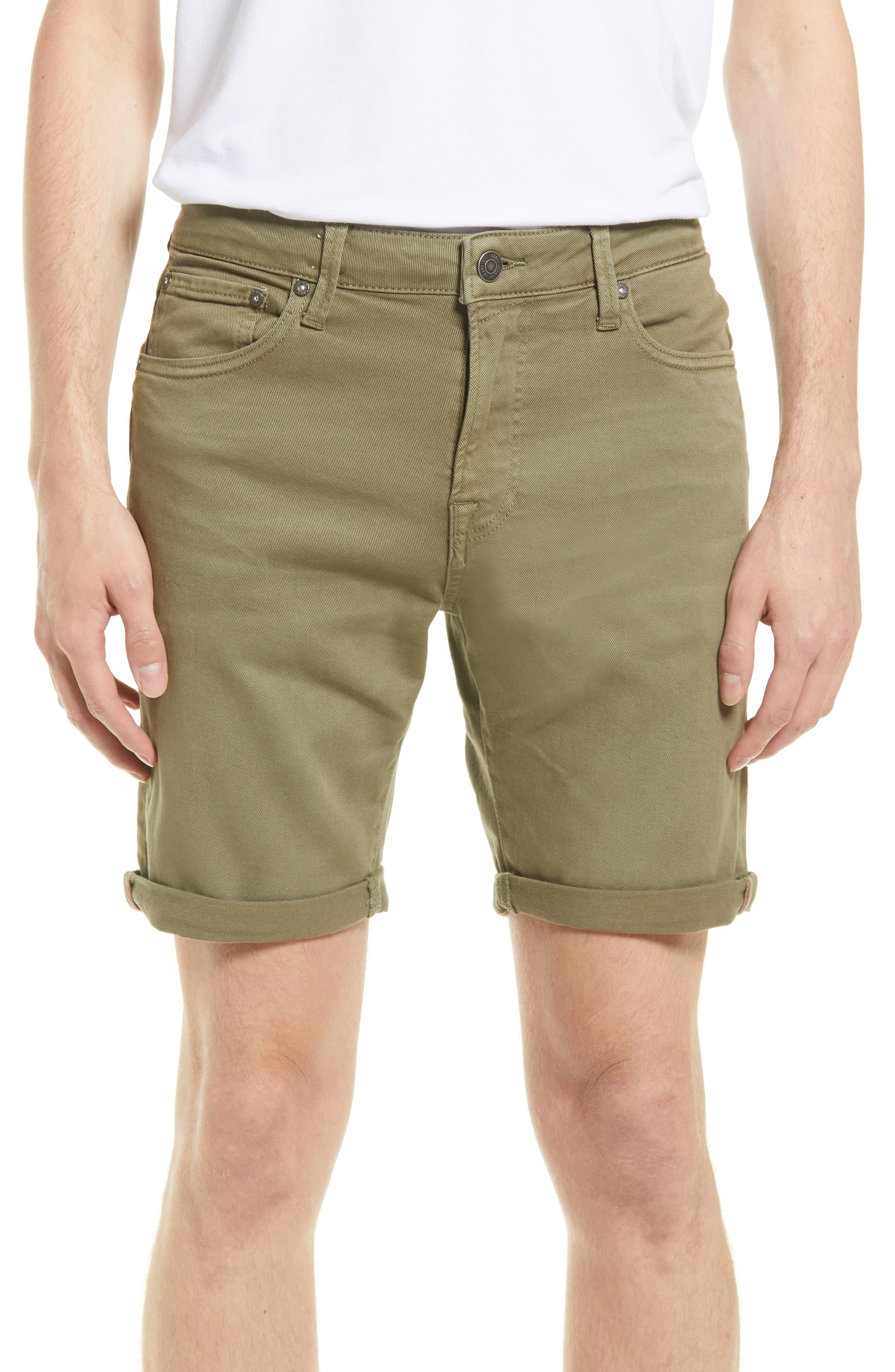 Rick Icon Ama 558 Denim Shorts