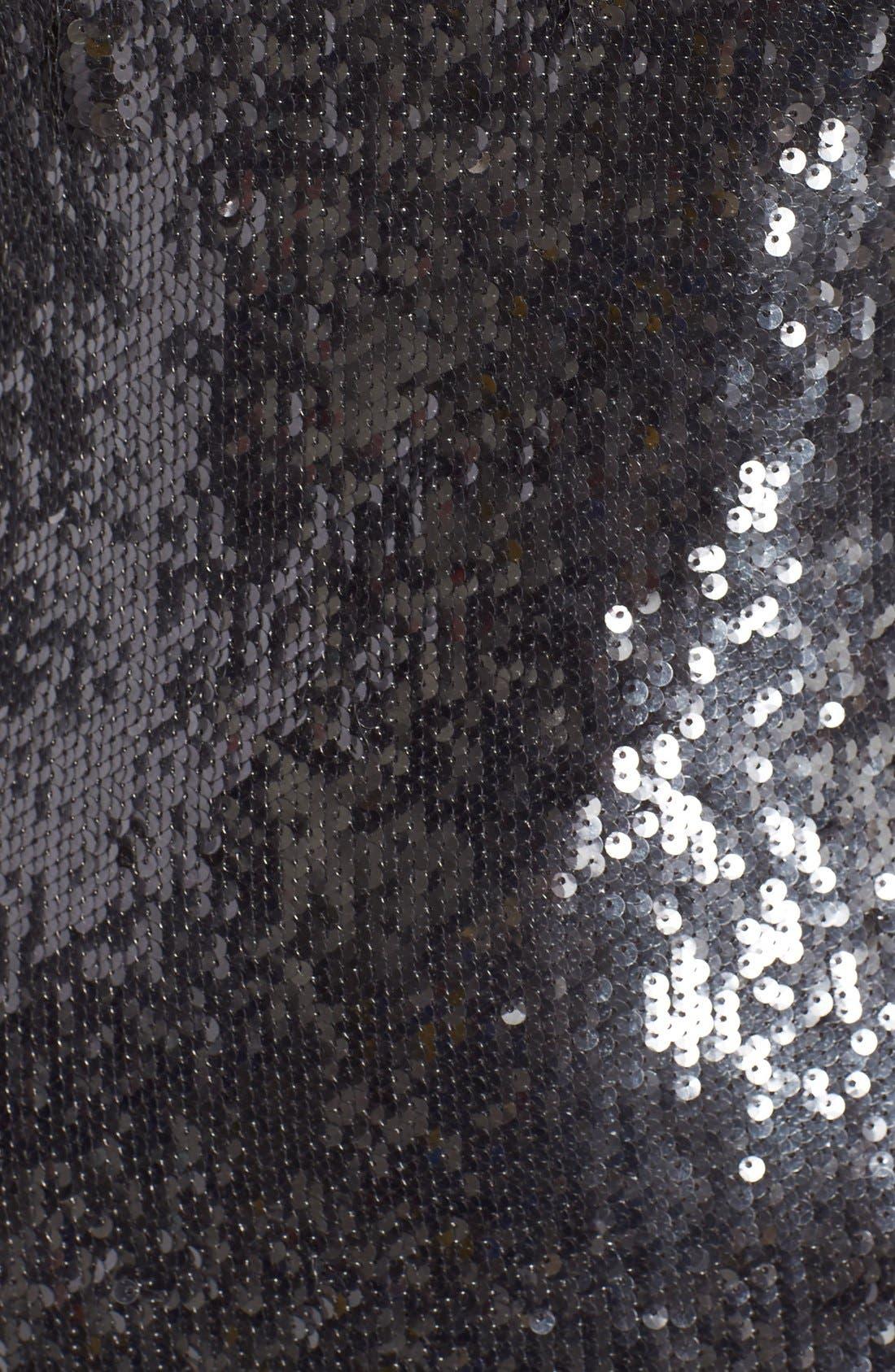 ,                             Lola Sequin Minidress,                             Alternate thumbnail 8, color,                             032
