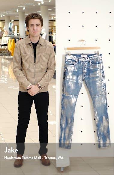 Trafford Slim Straight Leg Jeans, sales video thumbnail