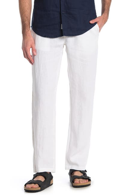 Image of Onia Carter Linen Pants