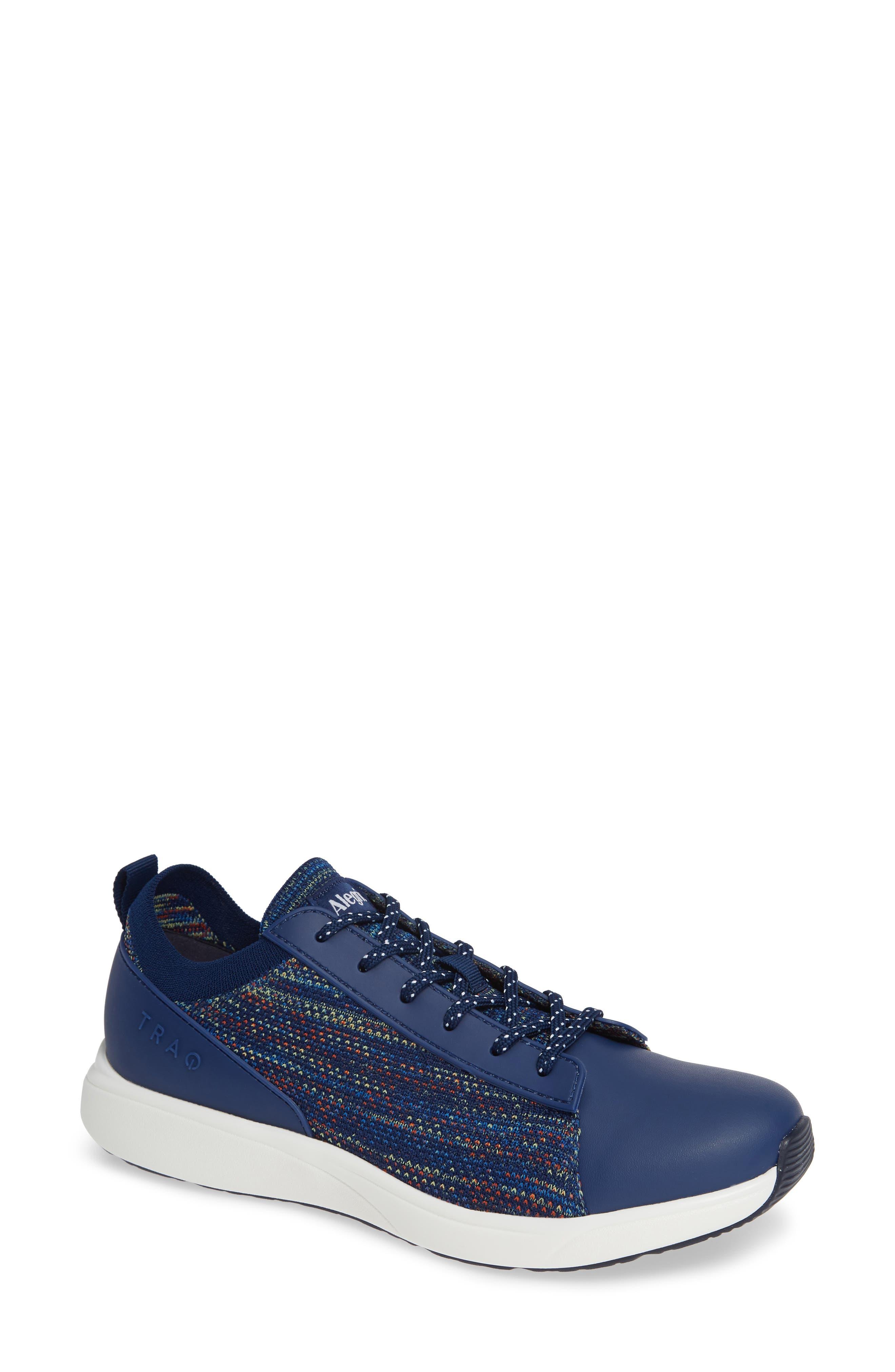 Alegria Qest Sneaker, Blue