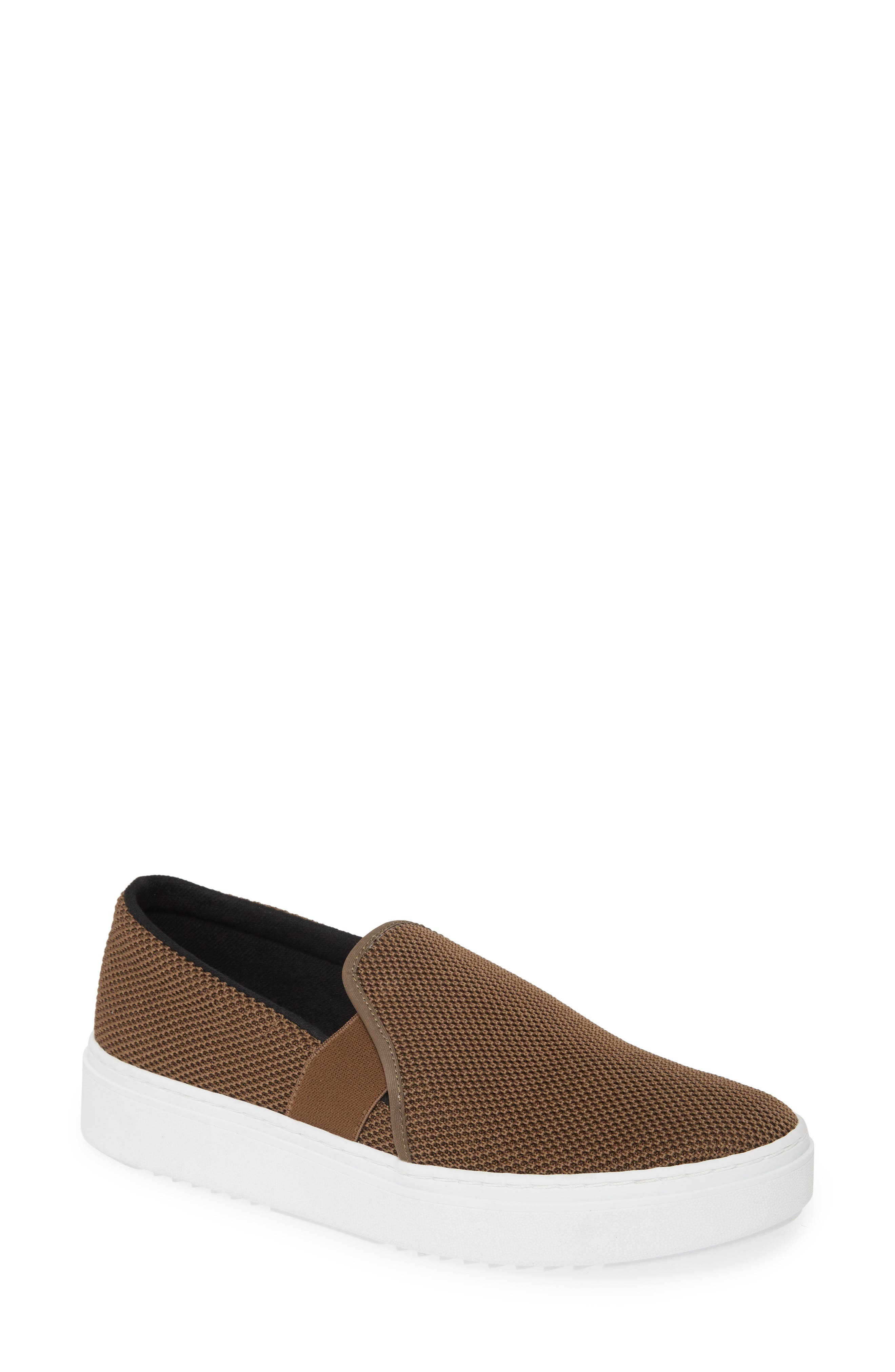 Image of Eileen Fisher Pep Platform Slip-On Sneaker
