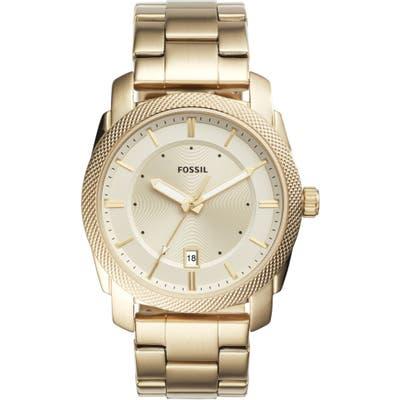 Fossil Machine Bracelet Watch, 42Mm