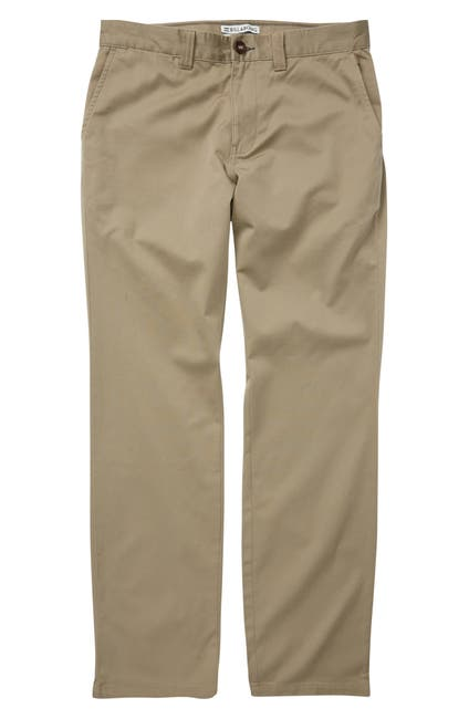 Image of Billabong Carter Stretch Chino Pants (Big Boys)