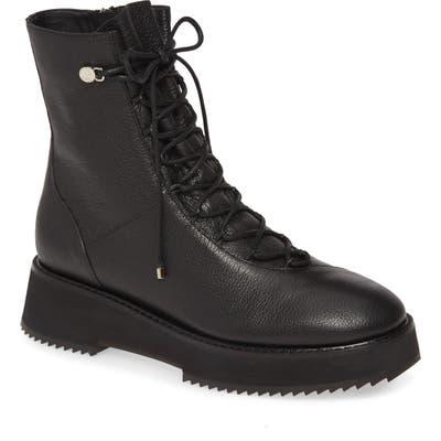 Jimmy Choo Haysley Combat Boot, Black