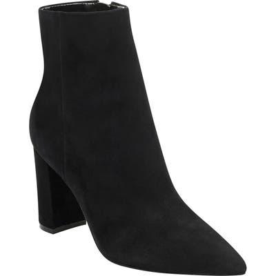 Marc Fisher Ltd Ulani Pointy Toe Bootie- Black