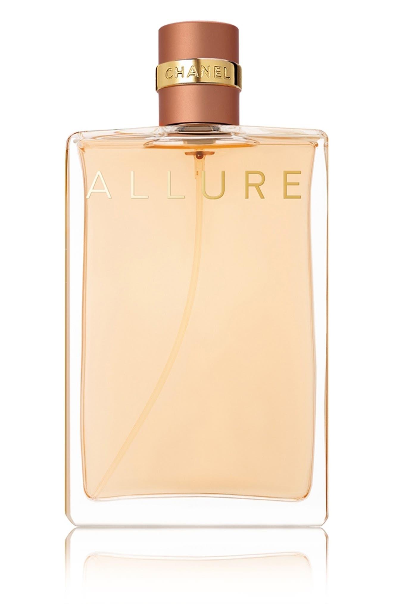 ,                             ALLURE <br />Eau de Parfum Spray,                             Main thumbnail 1, color,                             NO COLOR