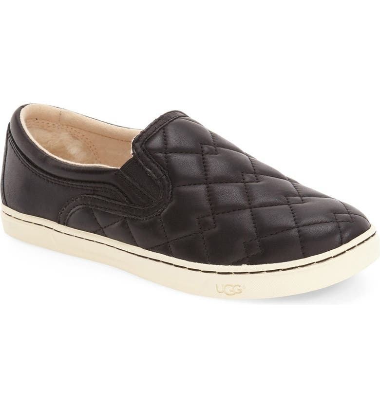 a4b27ae33d3 'Fierce Deco' Quilted Slip-On Sneaker