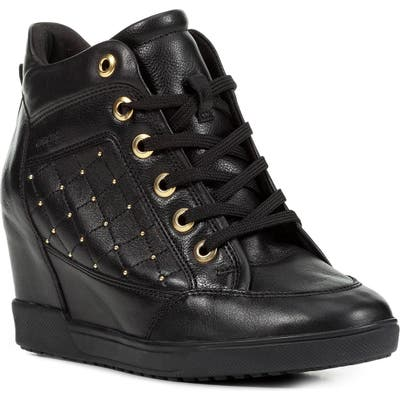 Geox Carum Wedge Sneaker