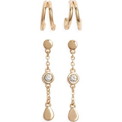 Halogen 2-Pack Earrings