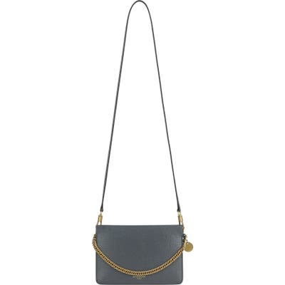 Givenchy Cross 3 Leather Crossbody Bag -