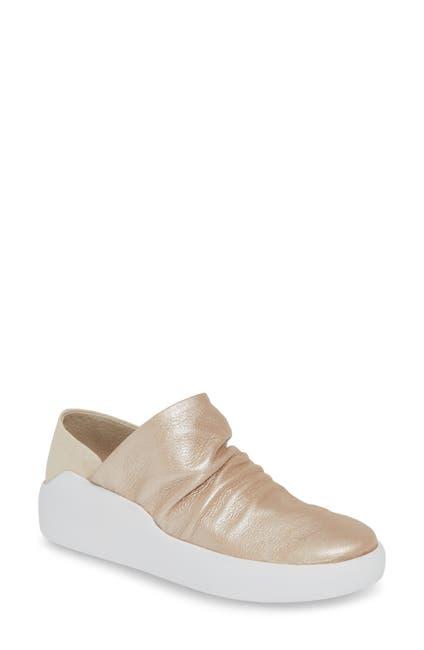 Image of Kelsi Dagger Brooklyn Seraphine Leather Slip-on Sneaker