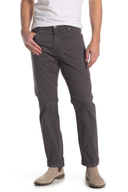 Image of AG Everett Slim Straight Jeans