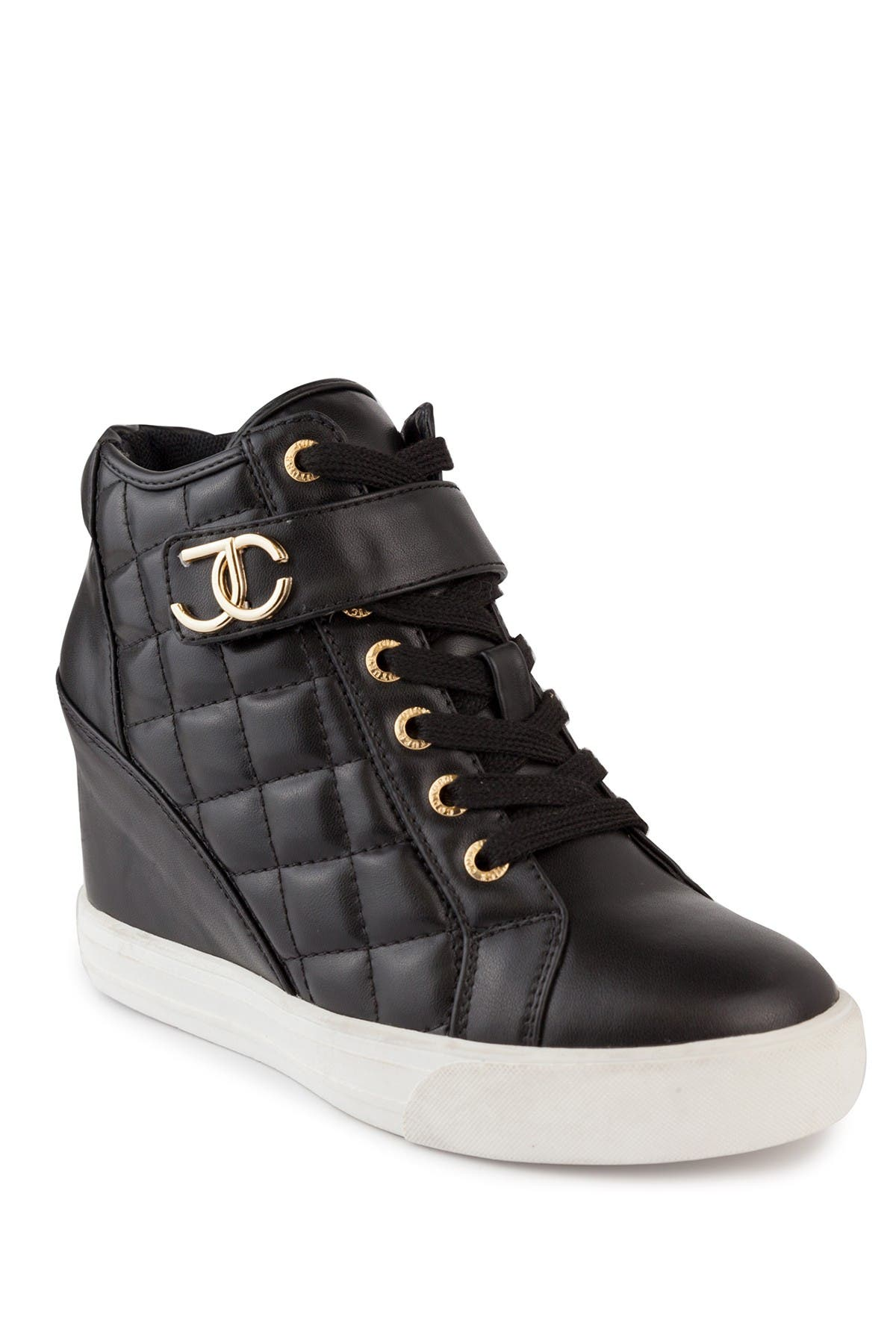 Image of Juicy Couture Journey Wedge Sneaker