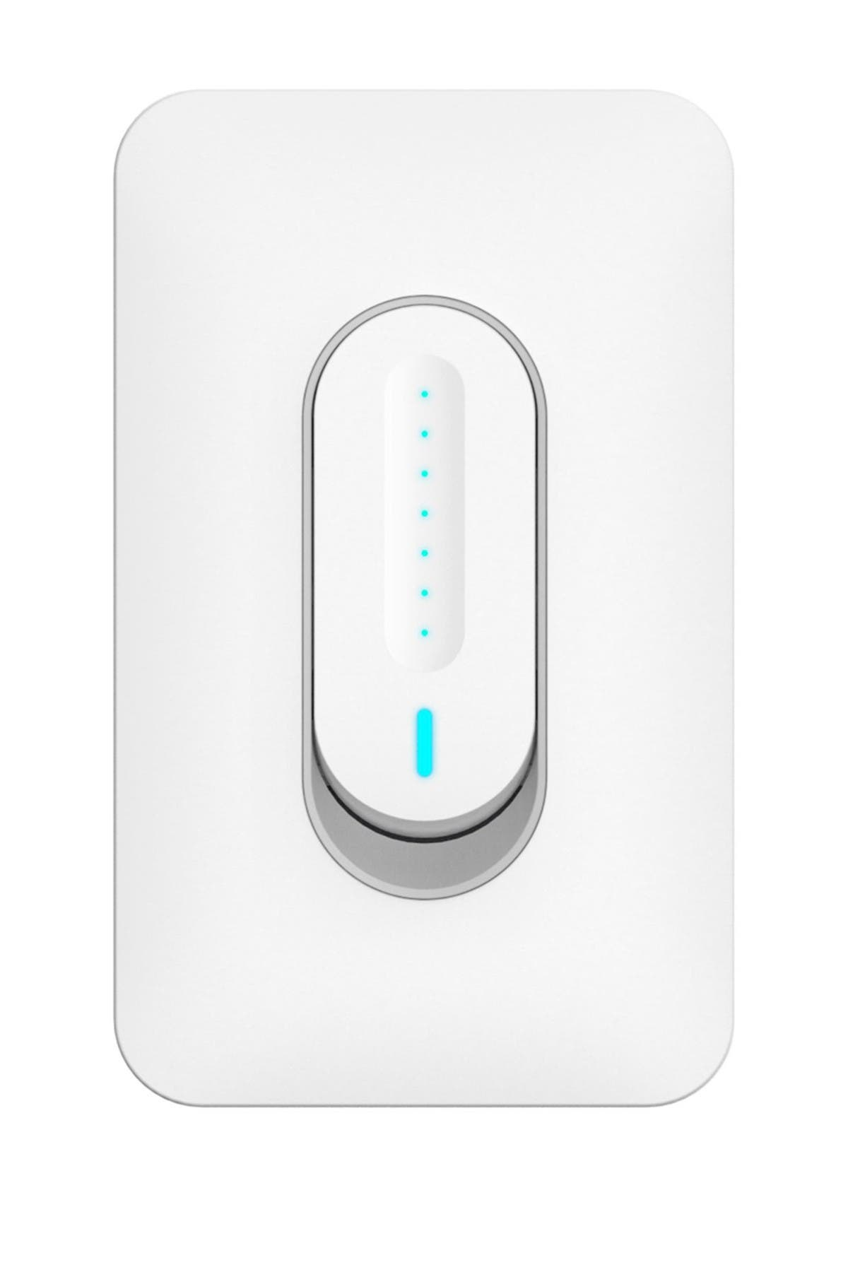 Image of PRESS PLAY Alexa/Google One Home Wifi Smart Switch - White