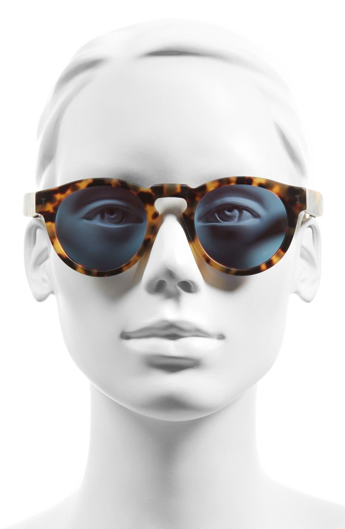 ,                             'Leonard' 47mm Sunglasses,                             Alternate thumbnail 120, color,                             244