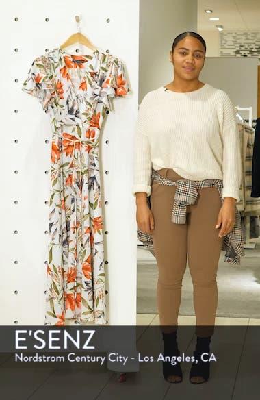 Cadencia Cari Floral Maxi Dress, sales video thumbnail