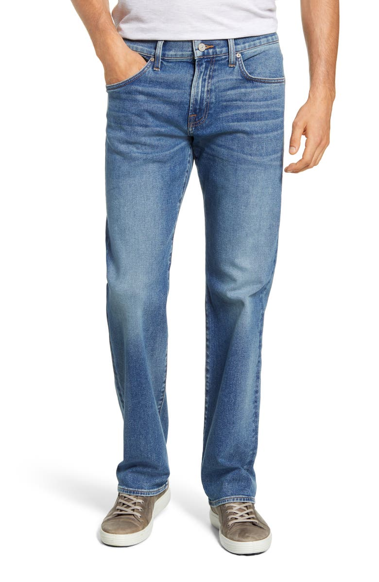 7 FOR ALL MANKIND<SUP>®</SUP> Austyn Relaxed Fit Jeans, Main, color, ALMIRA