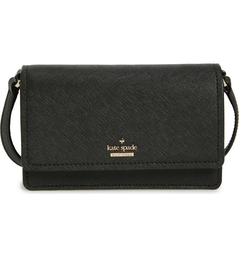 KATE SPADE NEW YORK cameron street - arielle crossbody bag, Main, color, 001