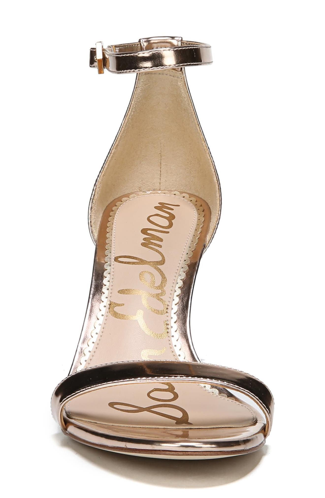,                             'Patti' Ankle Strap Sandal,                             Alternate thumbnail 125, color,                             650