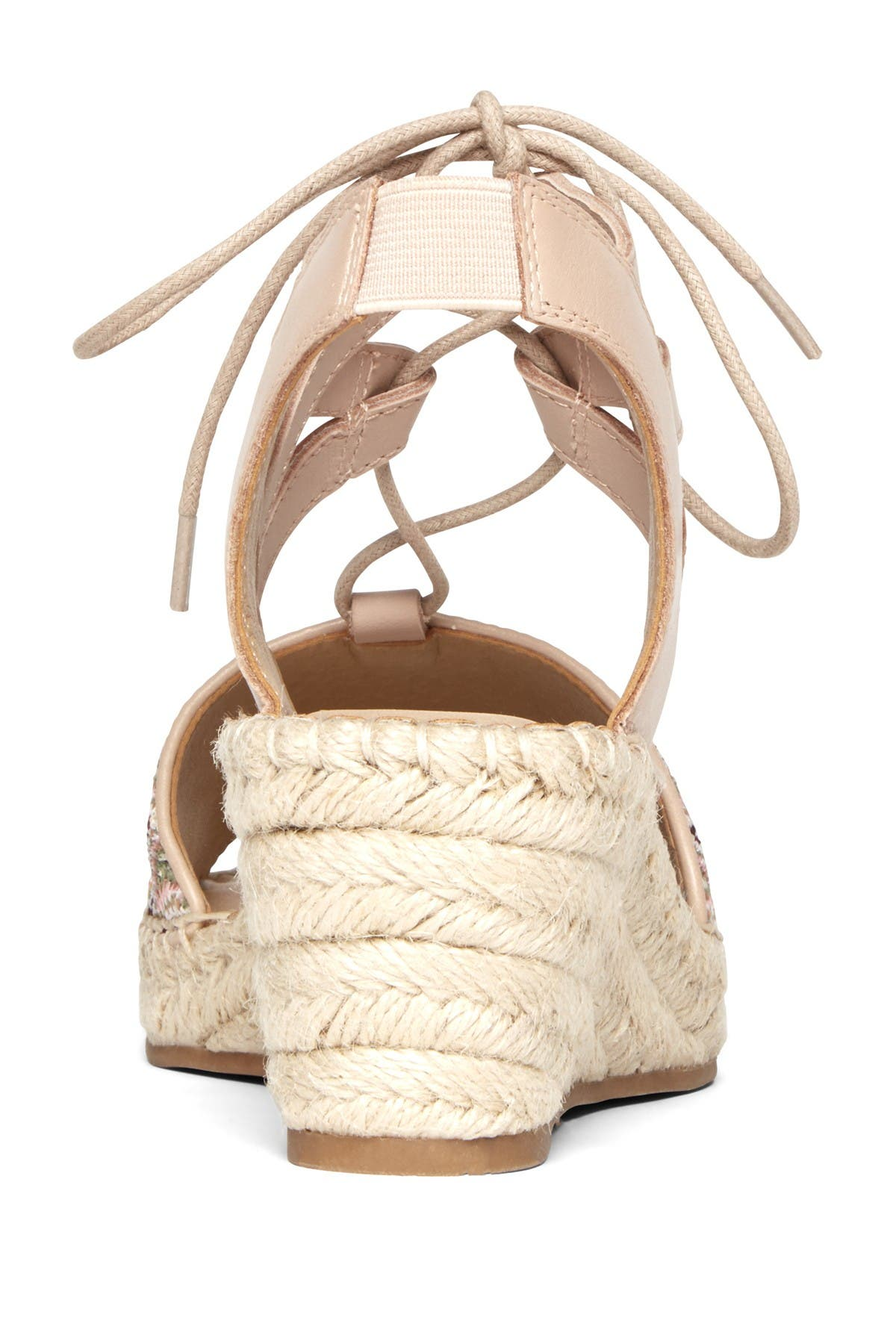 Image of Rockport Marah Lace Espadrille Sandal