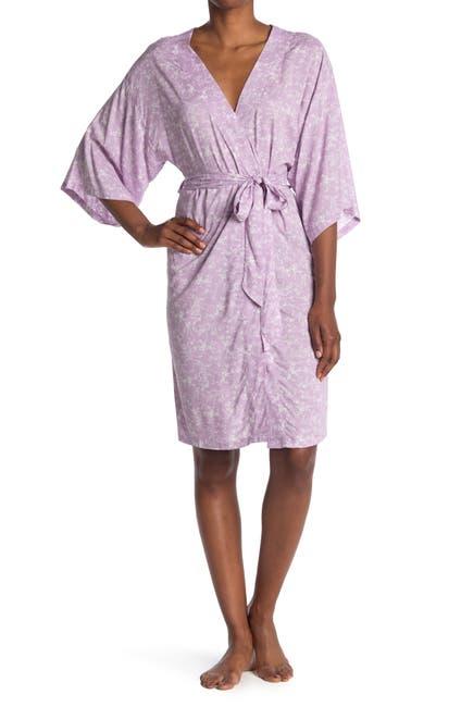 Image of Nordstrom Rack Woven Kimono Robe