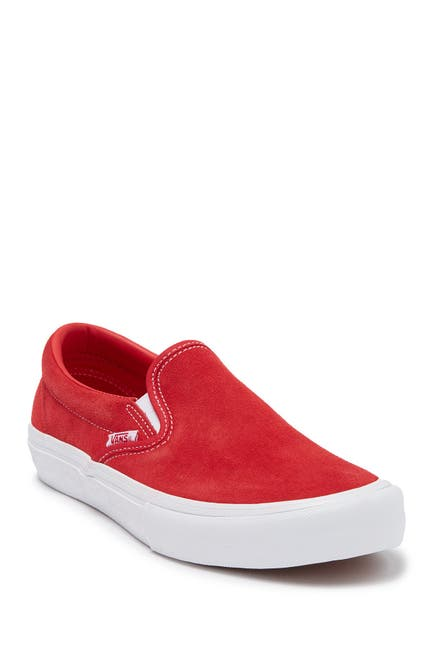 Image of VANS Pro Suede Slip-On Sneaker