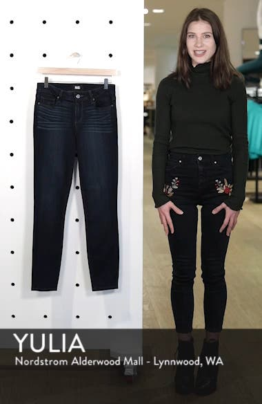 Transcend Verdugo Ankle Ultra Skinny Jeans, sales video thumbnail