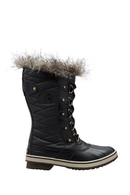 Image of Sorel Tofino II Faux Fur Trim Waterproof Boot