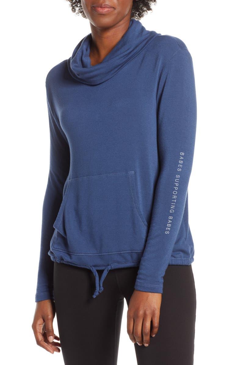 GOOD HYOUMAN Babes Pullover, Main, color, 400
