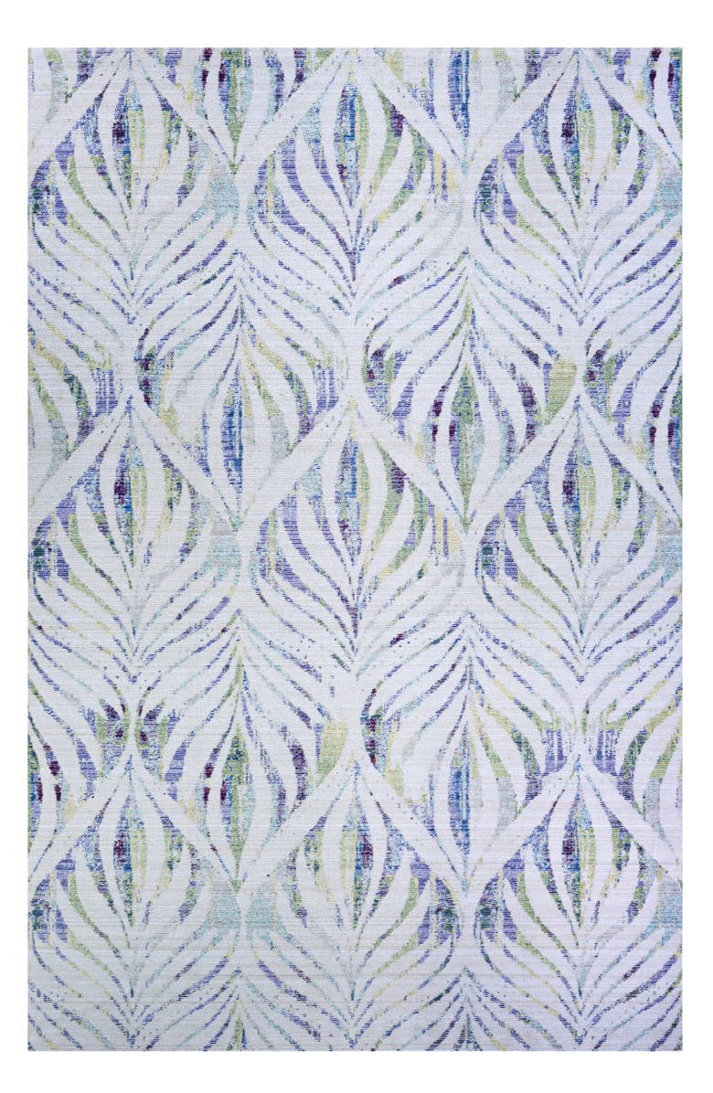 COURISTAN Xanadu Acapulco Indoor/Outdoor Rug, Main, color, FERN