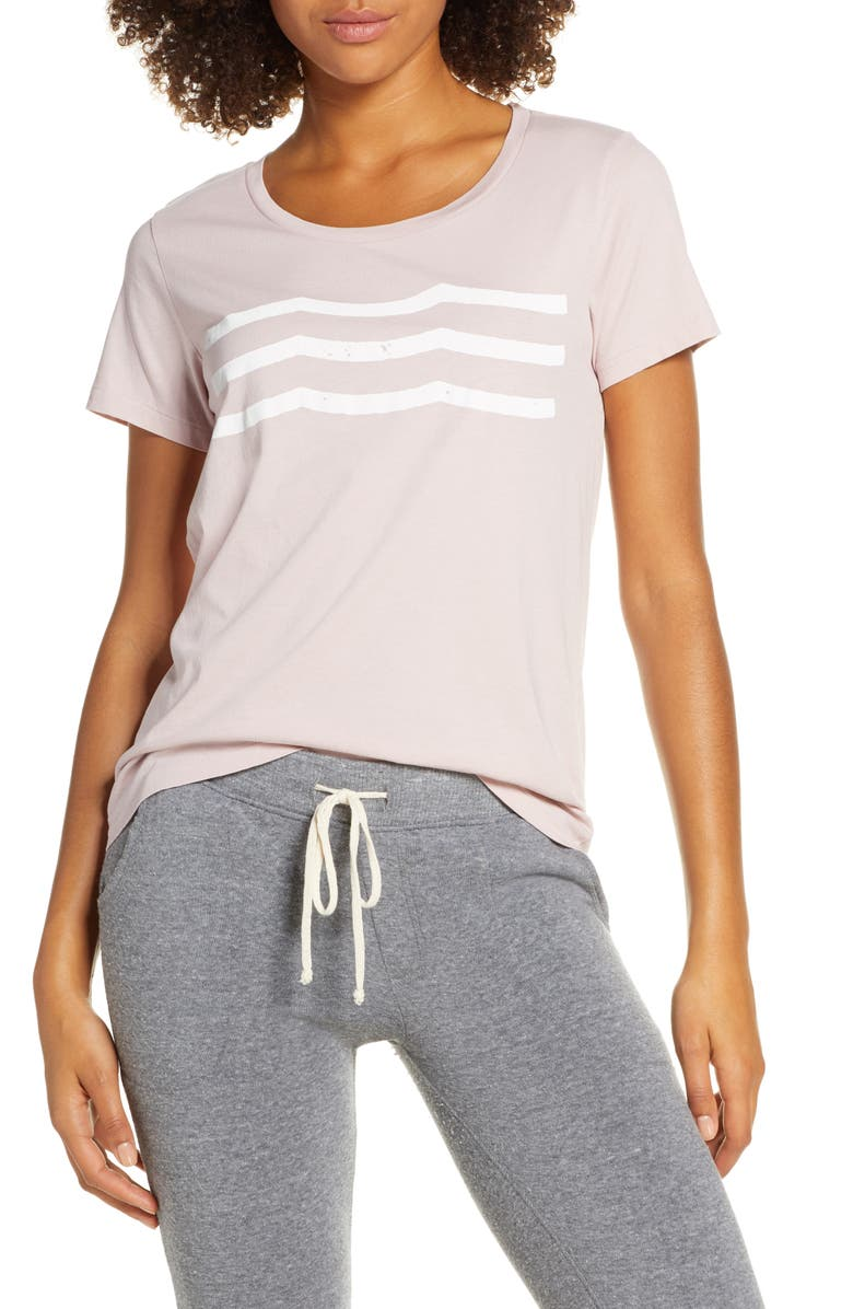 SOL ANGELES Waves Tee, Main, color, 020