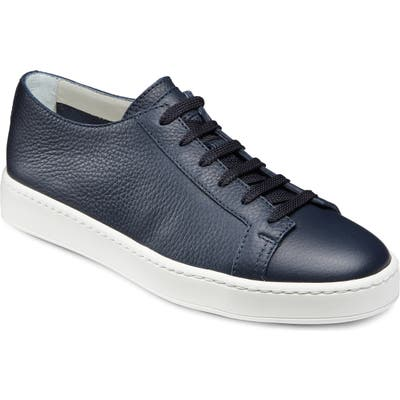 Santoni Cleanic Sneaker - Blue