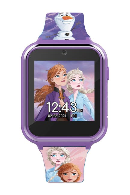 Image of ACCUTIME Frozen 2 iTime Interactive Smart Watch, 40mm
