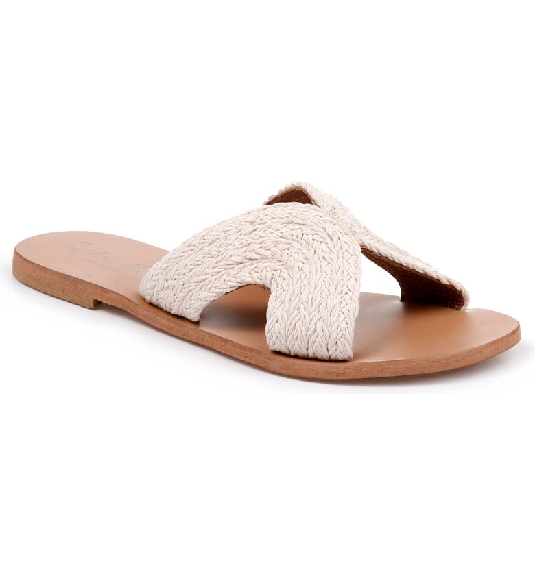SPLENDID Sydney Woven Slide Sandal, Main, color, 285