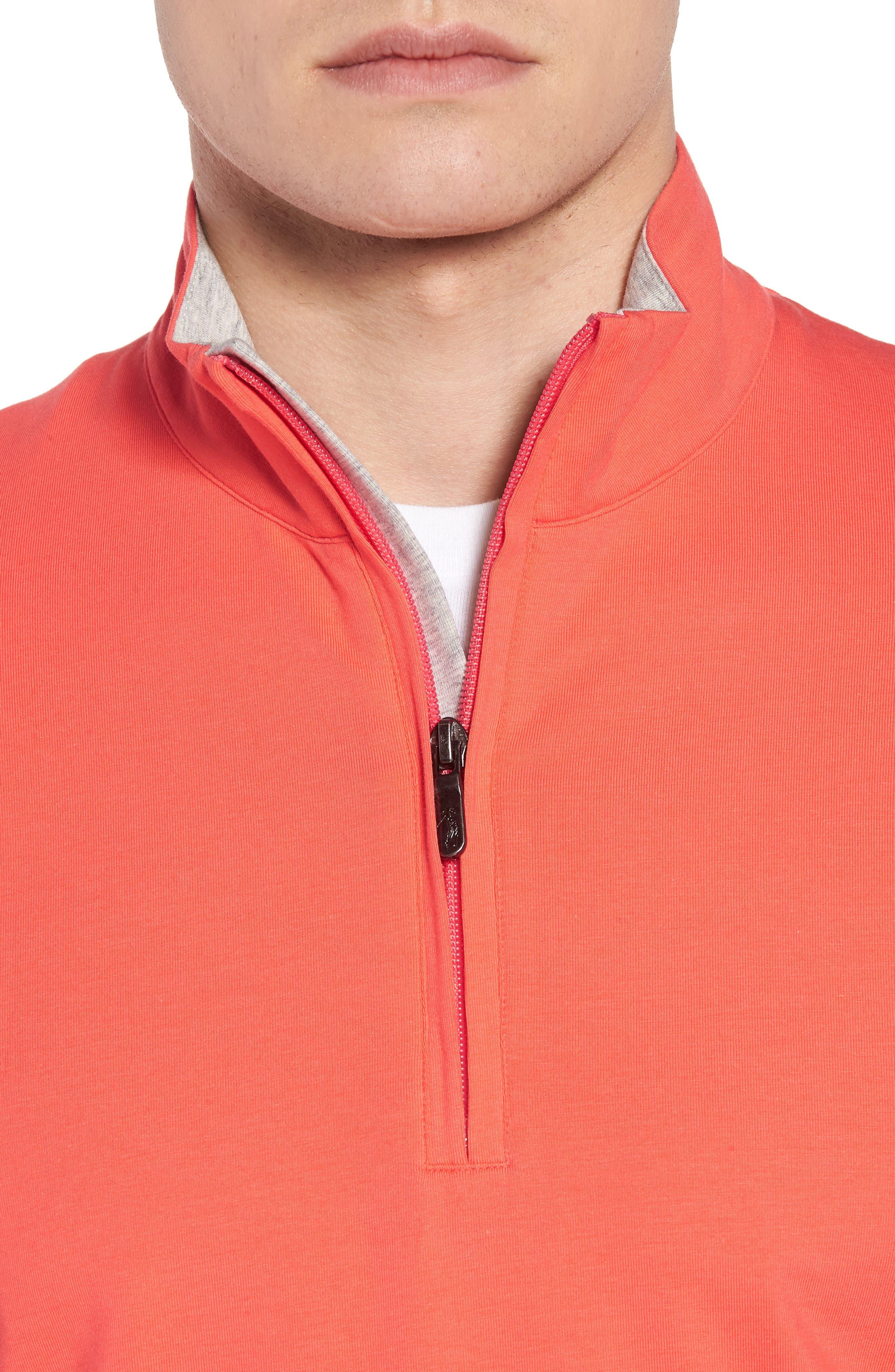 ,                             PTO Liquid Stretch Quarter Zip Pullover,                             Alternate thumbnail 28, color,                             673
