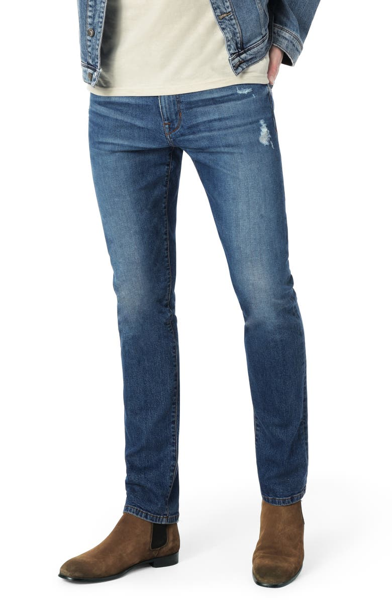 JOE'S The Asher Slim Fit Jeans, Main, color, WAKELY