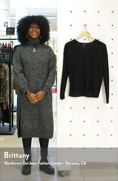 Silk Blend Pullover, sales video thumbnail