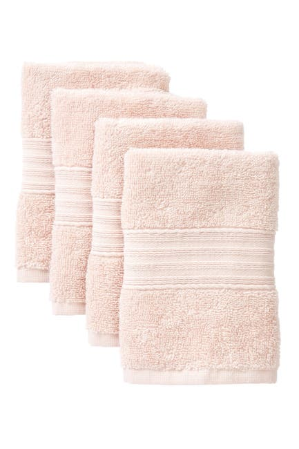 Image of Nordstrom Rack 500 Gram Cotton Terry Wash Cloth - Set of 4