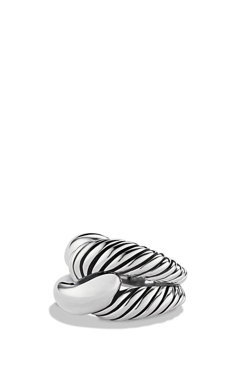 DAVID YURMAN 'Infinity' Large Ring, Main, color, 040