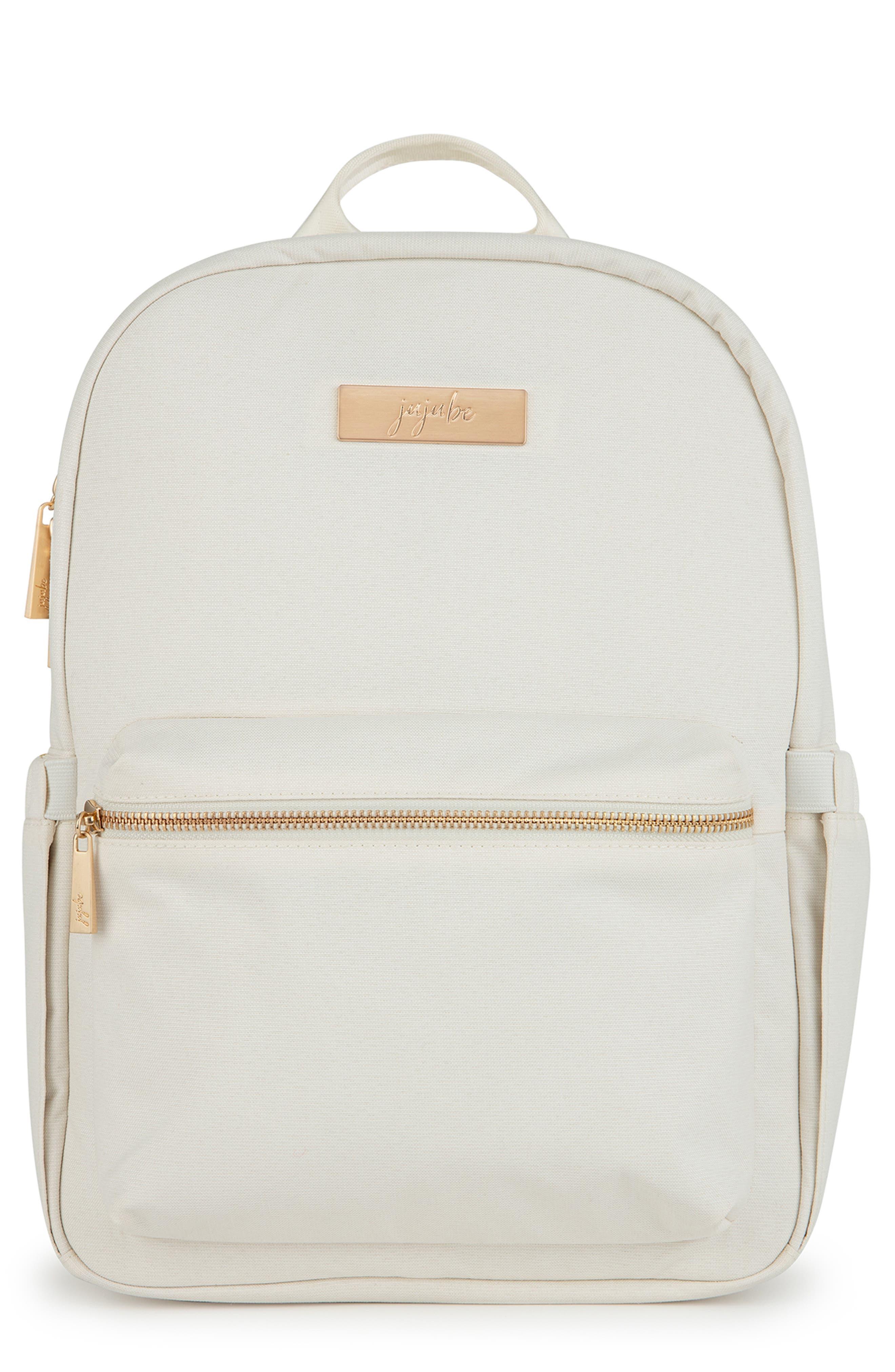 Ju-Ju-Be Midi Backpack - Ivory