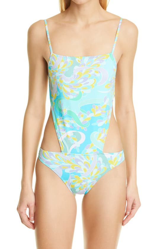 Emilio Pucci LILY ONE-PIECE SWIMSUIT
